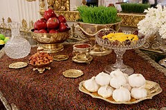 Persian New Year  The Everlasting Nowruz – Celebration of Peace, Joy & Harmony